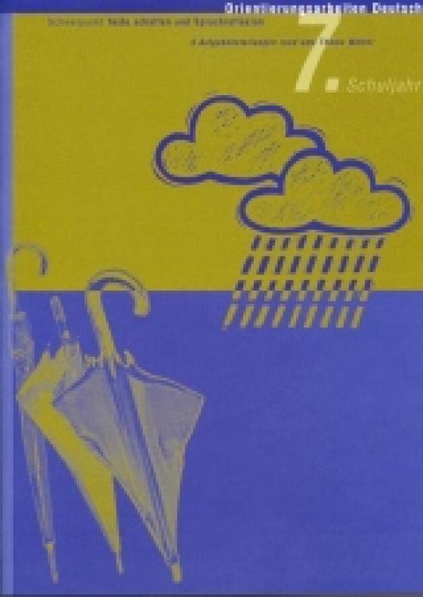 Preview image for LOM object Orientierungsarbeit Deutsch 7: Allgemeine Wetterlage (Texte schaffen und Sprachreflexion)