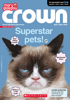 Preview image for LOM object Mary Glasgow Magazines: Crown
