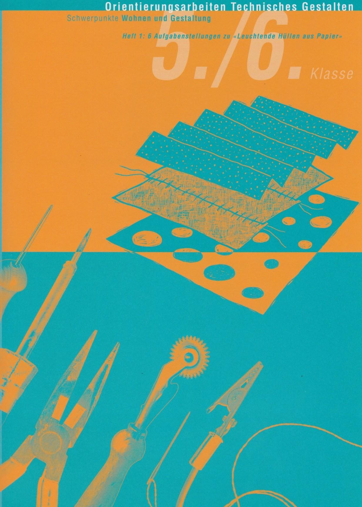 Preview image for LOM object Orientierungsarbeit Technisches Gestalten 5/6: Leuchtende Hüllen aus Papier