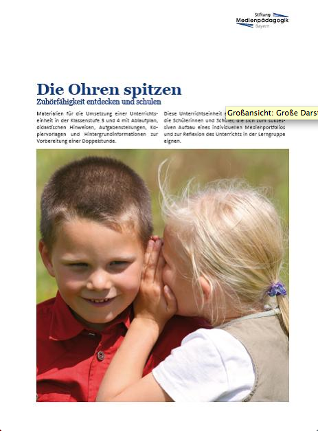 Preview image for LOM object Die Ohren spitzen