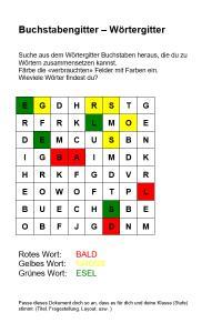 tastatur kennenlernen übungen
