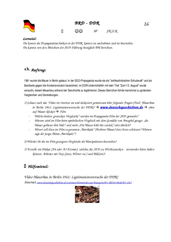 Beste Identifizieren Propaganda Arbeitsblatt Fotos - Arbeitsblätter ...