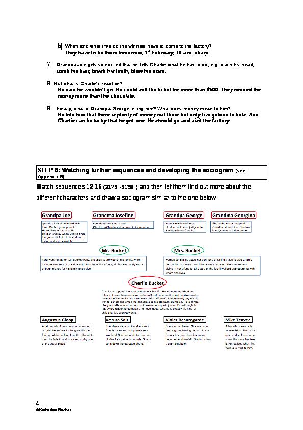 Fine Schritt 4 Arbeitsblatt Joe Und Charlie Component - Kindergarten ...