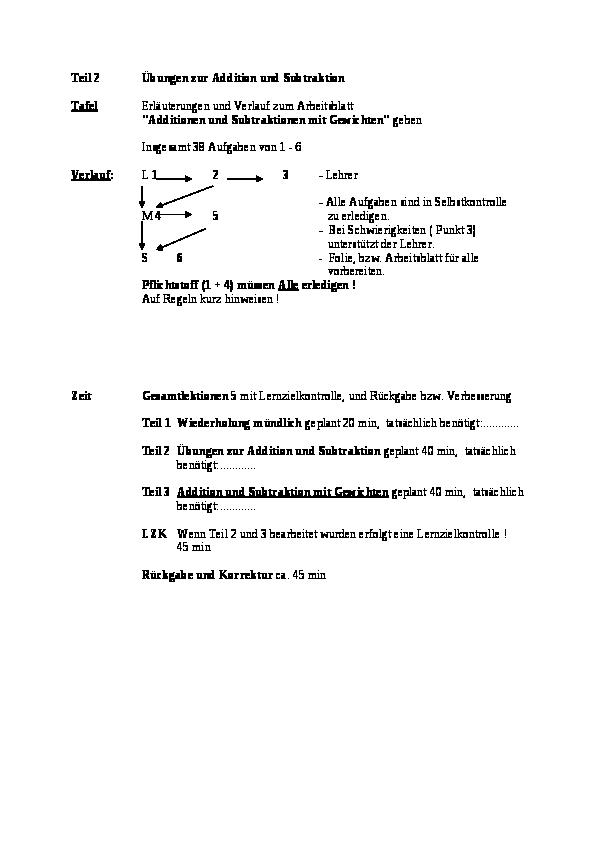 Ausgezeichnet Algebraische Darstellung Arbeitsblatt Zeitgenössisch ...