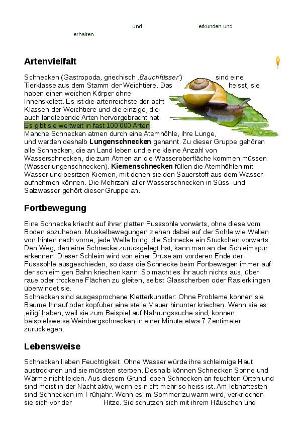 Charmant Arbeitsblatt Zu Leben Und Nicht Lebenden Dinge ...