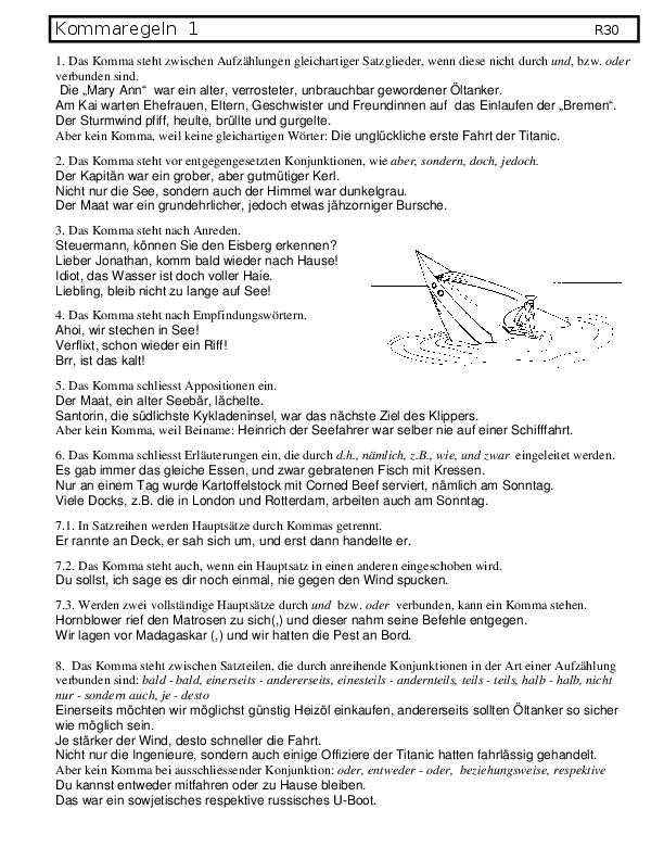 Old Fashioned Titanic Arbeitsblatt Sketch - Mathe Arbeitsblatt ...