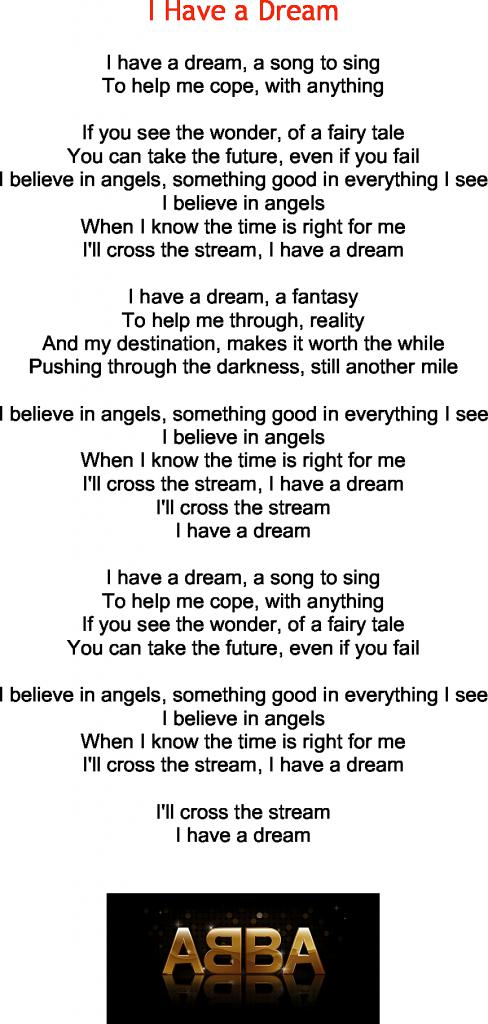 MusicEel download I Have A Dream Abba mp3 music