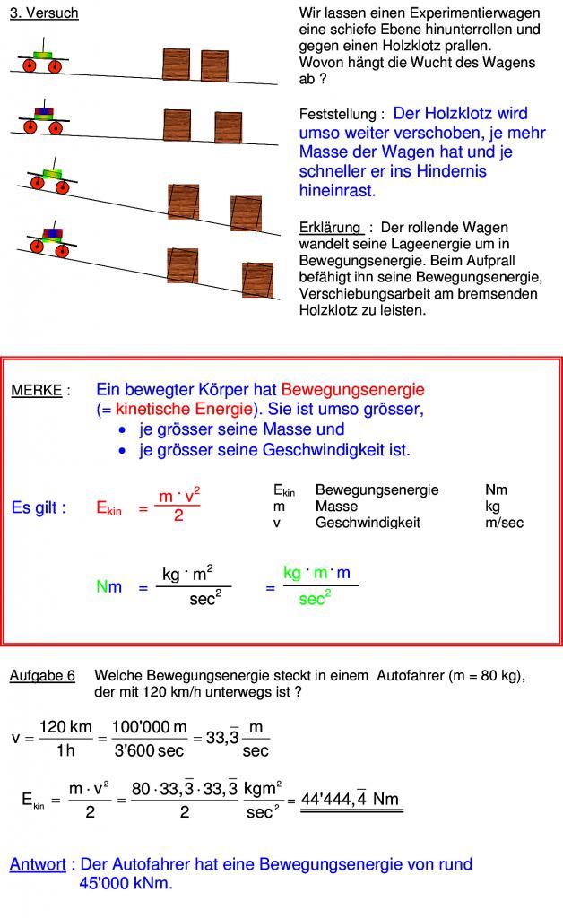 Großartig Geschwindigkeit Und Experimente Arbeitsblatt Fotos ...
