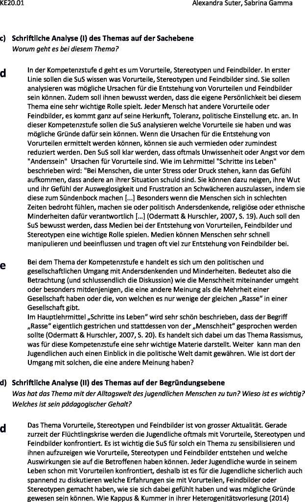 Groß Anatomie Des Vorurteils Ideen - Anatomie Ideen - finotti.info