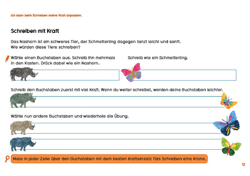 Atemberaubend Schreiben Arbeitsblatt Für Die 2Klasse Zeitgenössisch ...