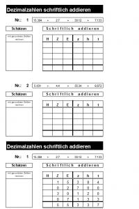 Unterrichtsmaterialien | zebis
