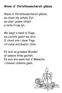 Lustige Weihnachtsgedichte Für Kindergartenkinder.Zebis Portal Für Lehrpersonen