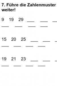 Bei den Zahlen bis 100 kannst du viel entdecken, wie zum Beispiel das Bündeln.