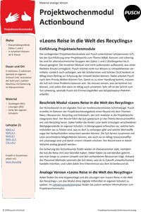 Preview image for LOM object Leons Reise in die Welt des Recyclings