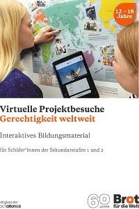 Preview image for LOM object Virtuelle Projektbesuche - Gerechtigkeit weltweit