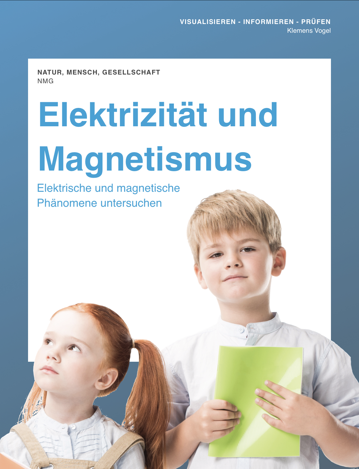 Preview image for LOM object Elektrizität und Magnetismus - Multitouch Buch