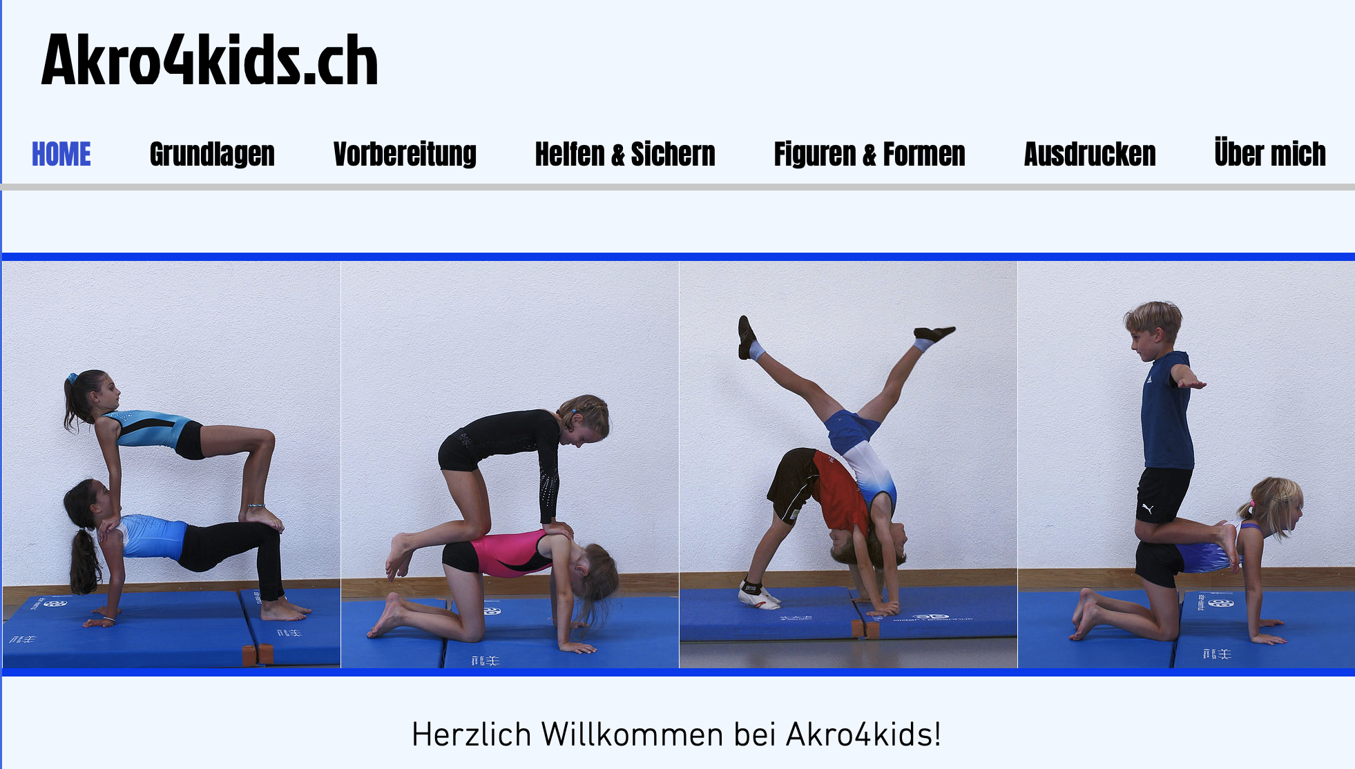 Preview image for LOM object Akro4kids.ch