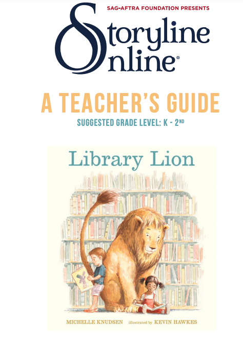 Preview image for LOM object Storyline Online: Picturebooks in English