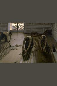 Preview image for LOM object Bilder allein zuhaus: Die Parkettschleifer