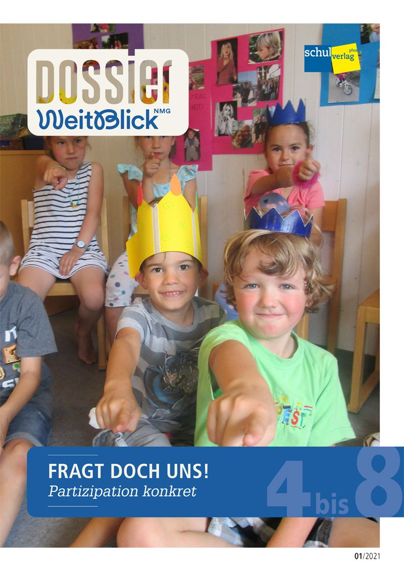 Preview image for LOM object Dossier WeitBlick NMG: Fragt doch uns!
