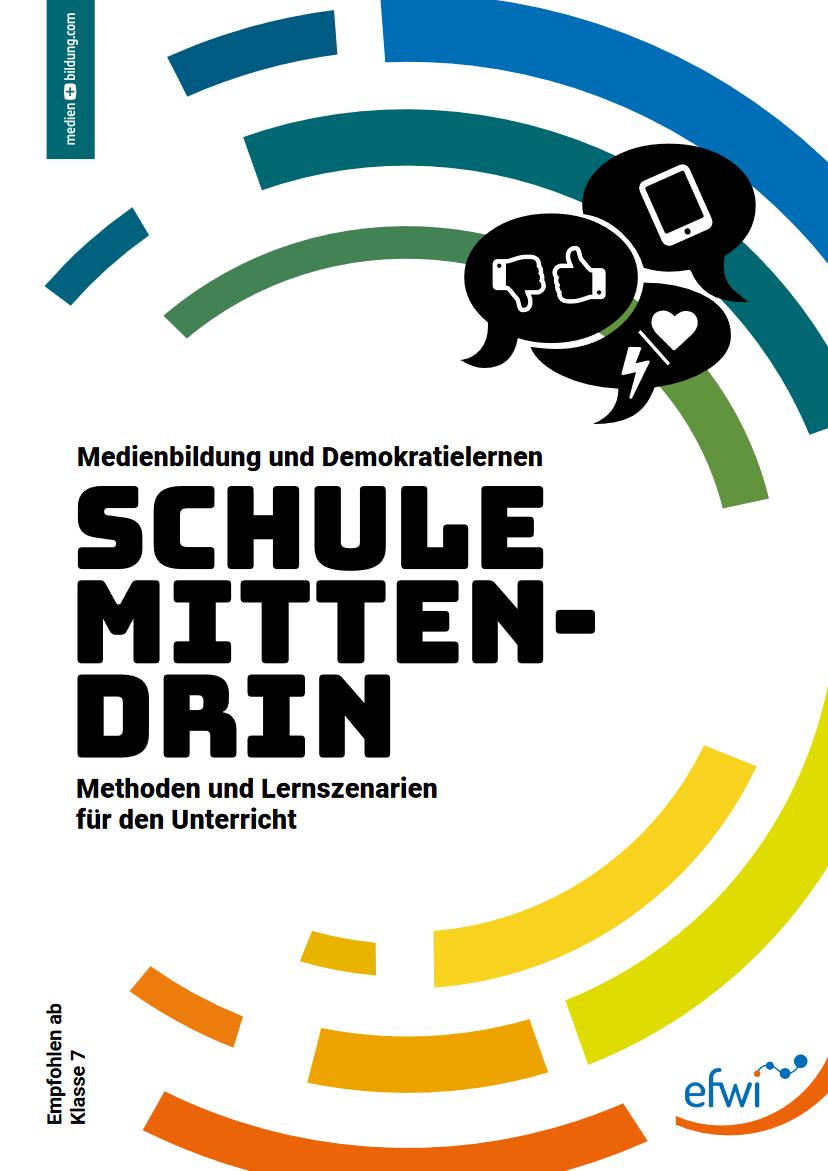 Preview image for LOM object SCHULE mittendrin - Medienbildung und Demokratielernen