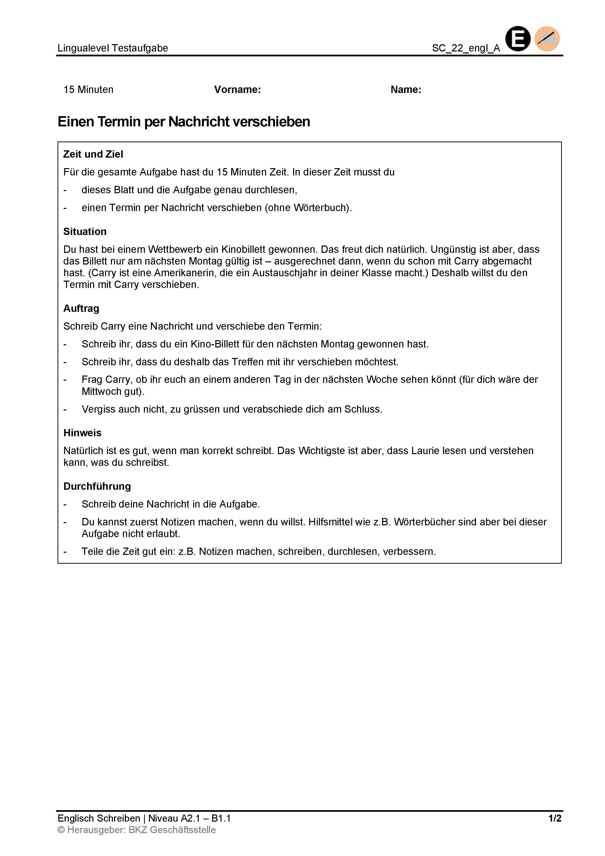 Preview image for LOM object Schreiben: Einen Termin per Nachricht verschieben