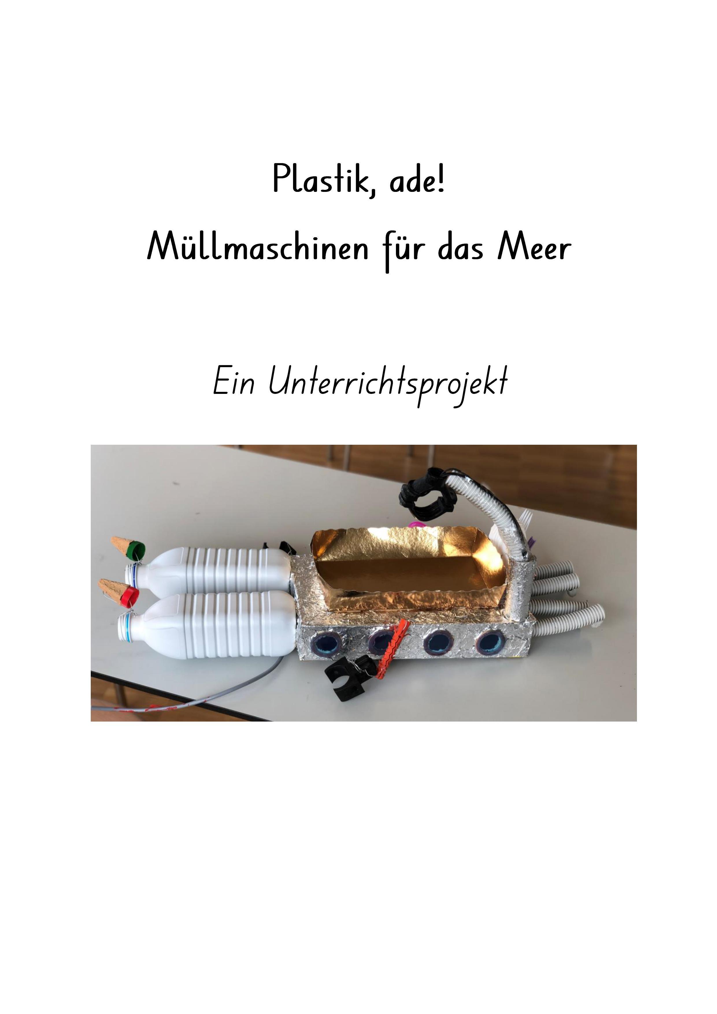 Preview image for LOM object Reinigung der Meere durch Müllmaschinen