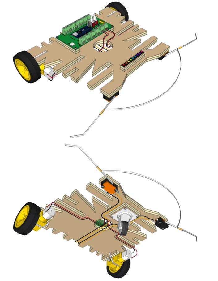 Preview image for LOM object Arduino Experimente - Roboter bauen und gestalten