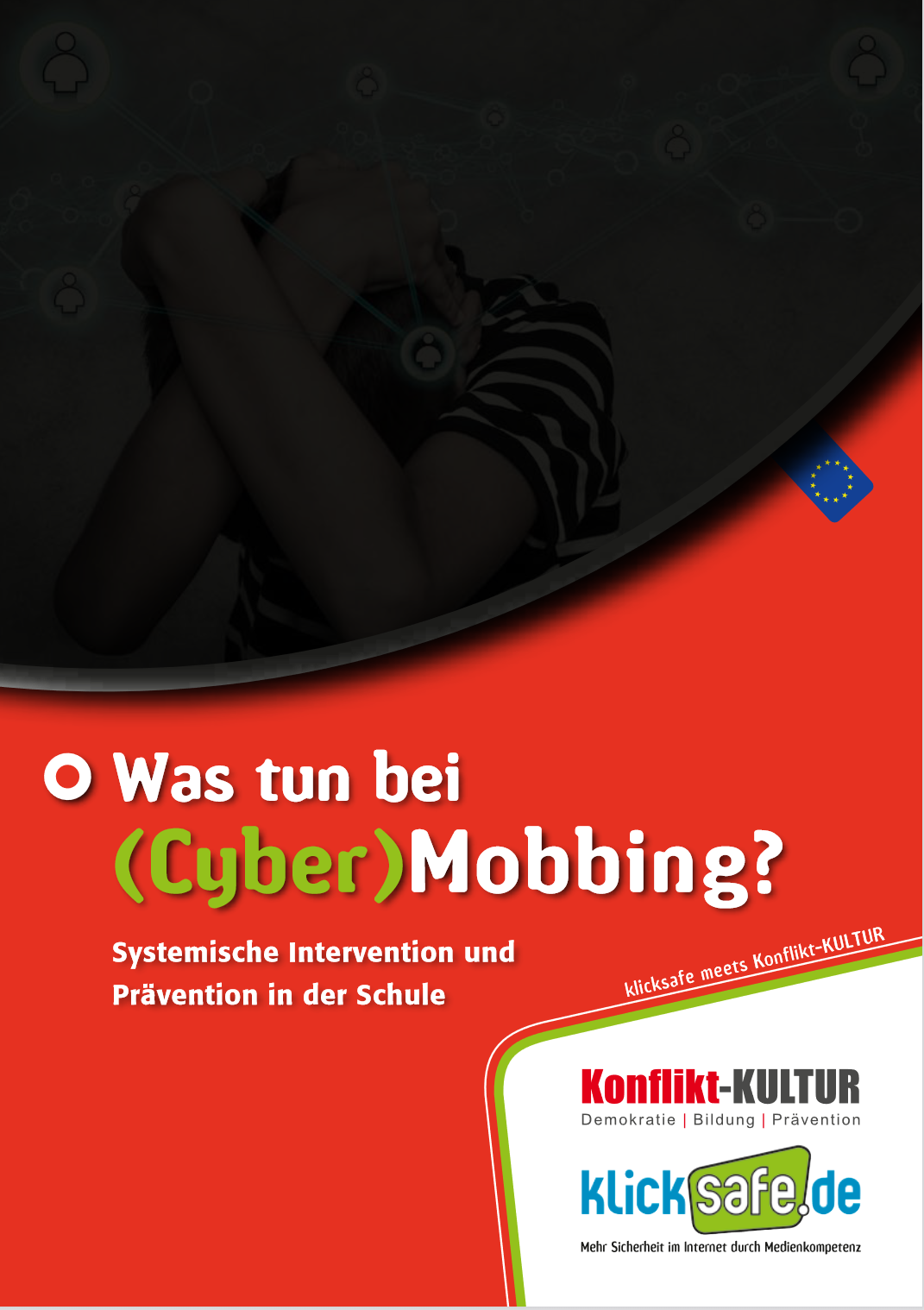 Preview image for LOM object Cyber-Mobbing - Unterrichtsmaterialien und Informationen auf klicksafe.de