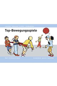 Preview image for LOM object Top-Bewegungsspiele – Band 1 für Kinder ab 5 Jahren