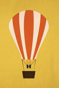 Preview image for LOM object Das Haus der Wissenschaft: Warum fliegt ein Heissluftballon? 8/22