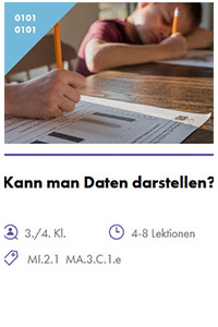 Preview image for LOM object Kann man Daten darstellen?