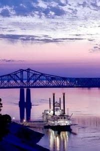 Preview image for LOM object Die grössten Flüsse der Erde: Der Mississippi (3/3)