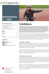 Preview image for LOM object Velofahren - mobilesport Monatsthema