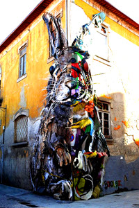 Preview image for LOM object CLIL-Module: Recycled art