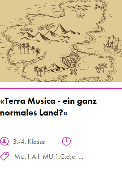 Preview image for LOM object Terra Musica - ein ganz normales Land?