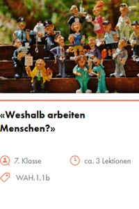 Preview image for LOM object Weshalb arbeiten Menschen?