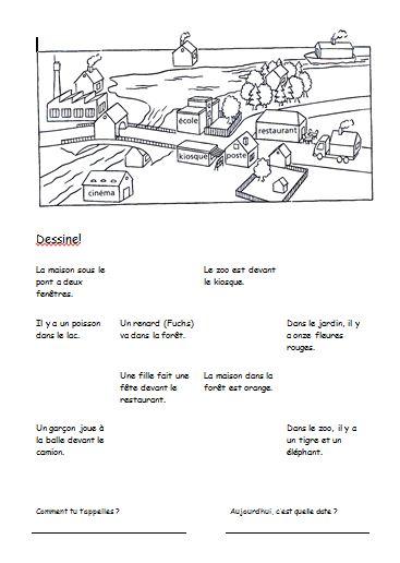 Vignette pour un objet LOM Dessine/ Zeichnungsdiktat