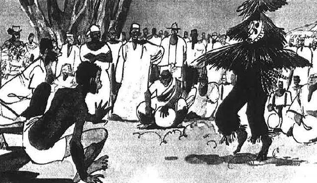 Vignette pour un objet LOM Texte aus Burkina Faso