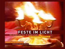 Preview image for LOM object Feste im Licht. Religiöse Vielfalt in einer Stadt