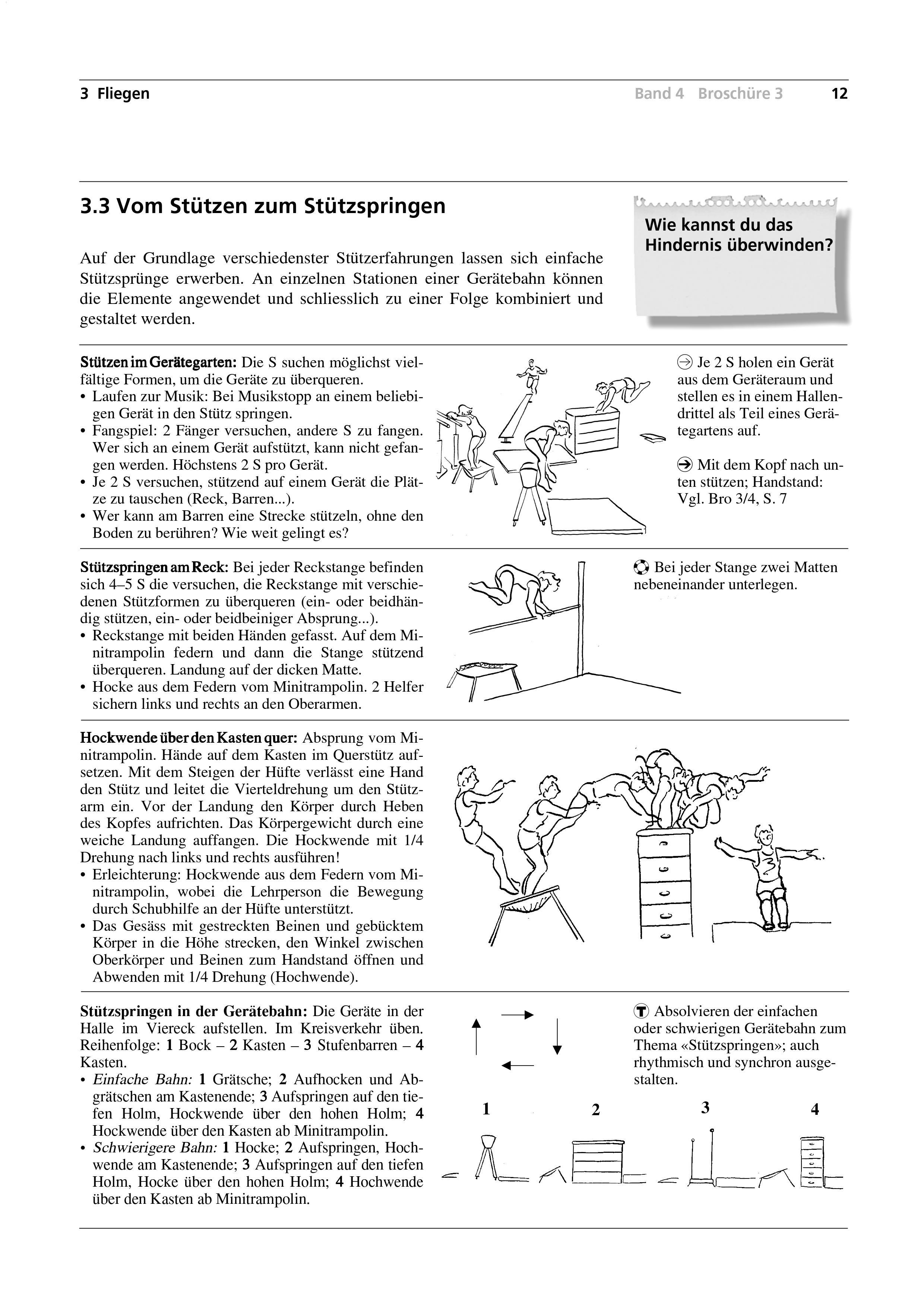 Preview image for LOM object Vom Stützen zum Stützspringen