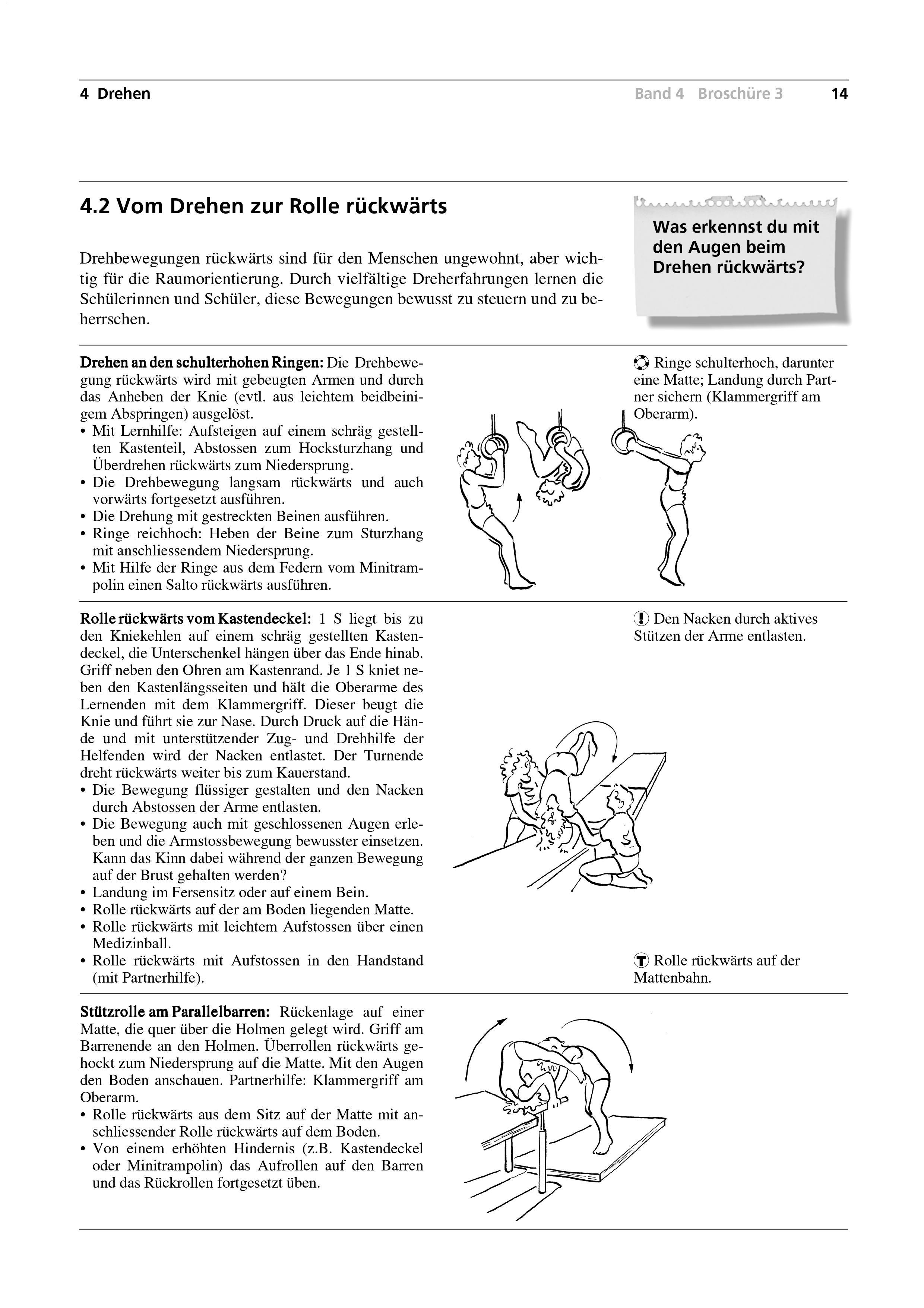 Preview image for LOM object Vom Drehen zur Rolle rückwärts