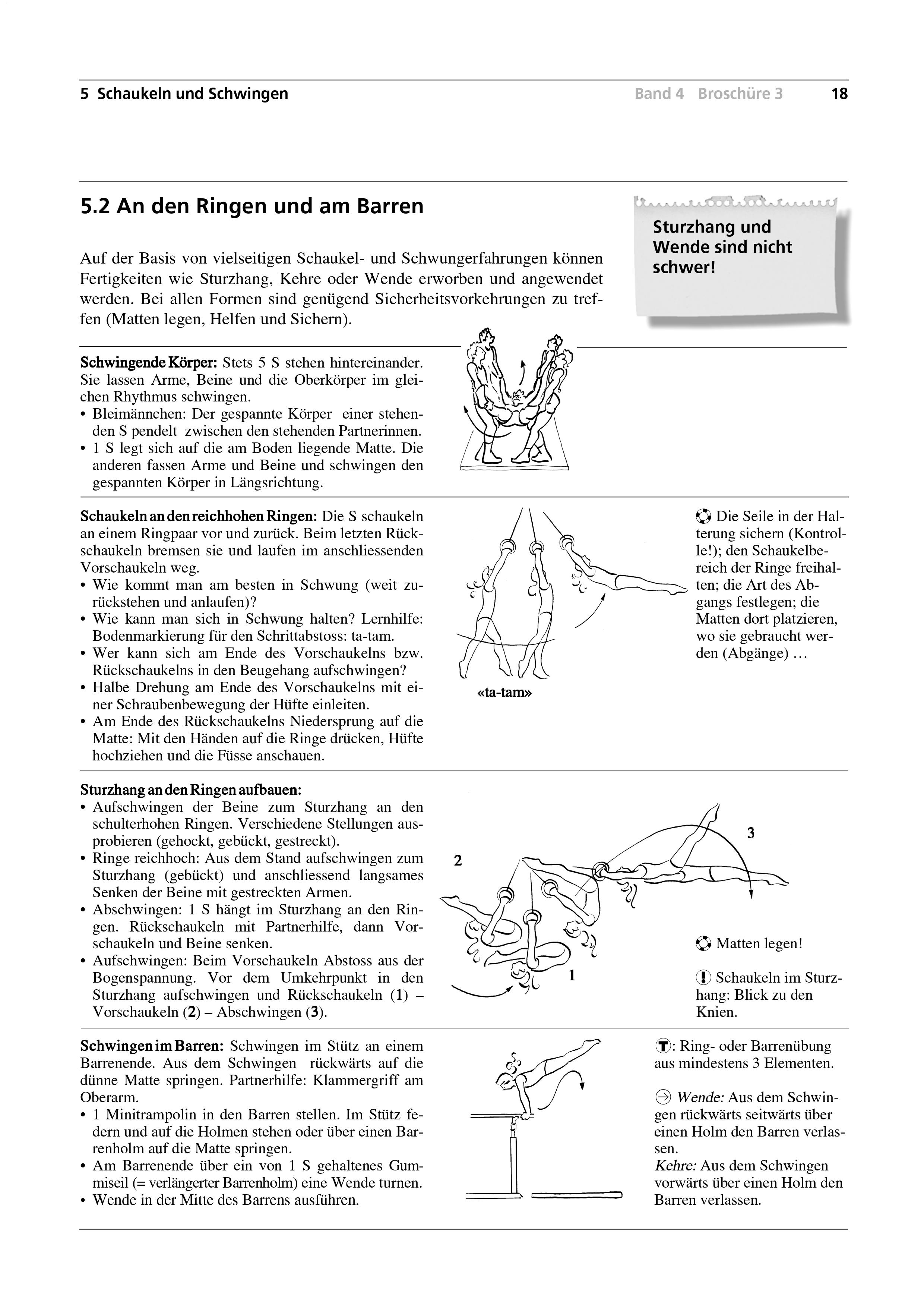 Preview image for LOM object An den Ringen und am Barren