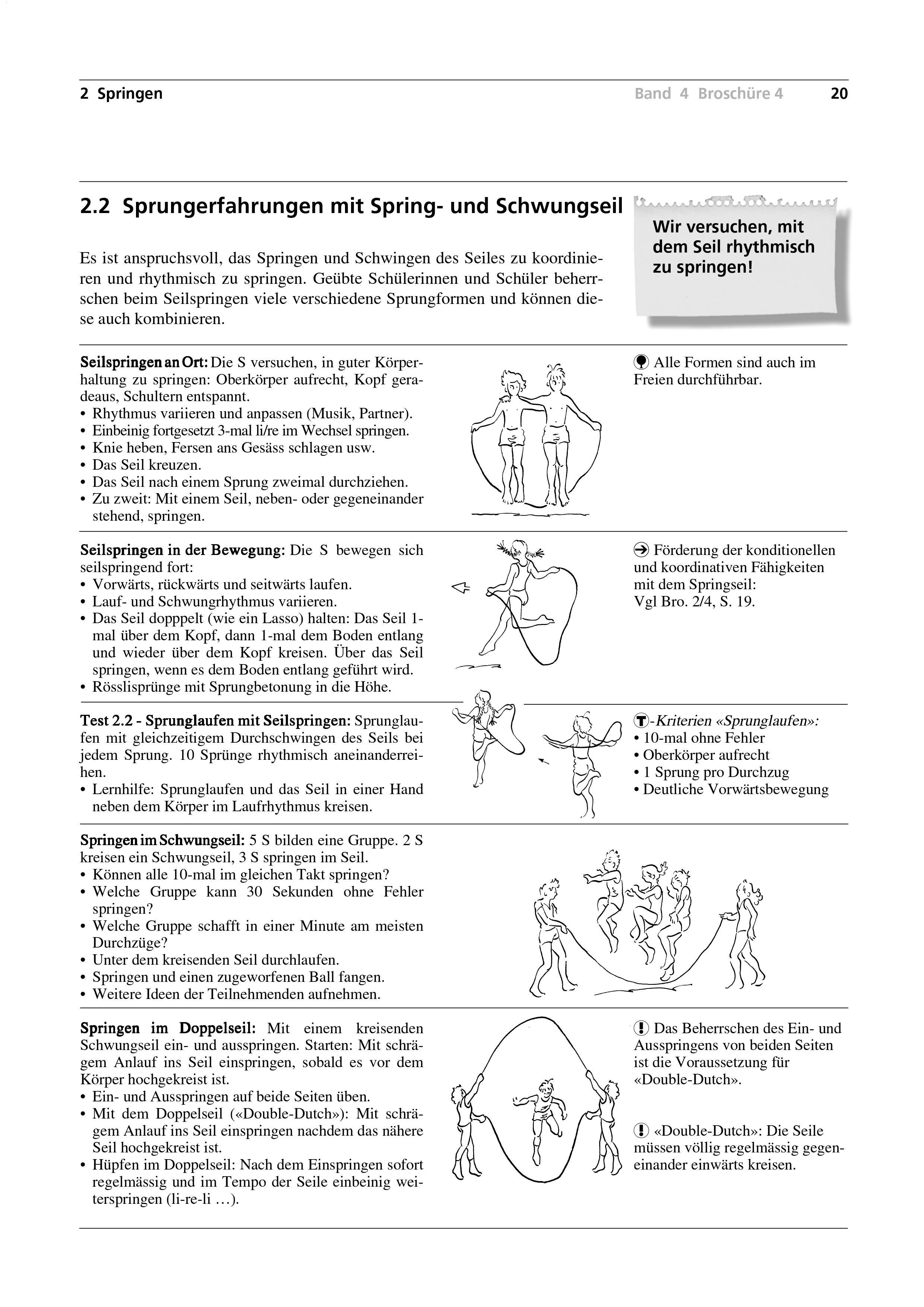 Preview image for LOM object Sprungerfahrungen mit Spring- und Schwungseil