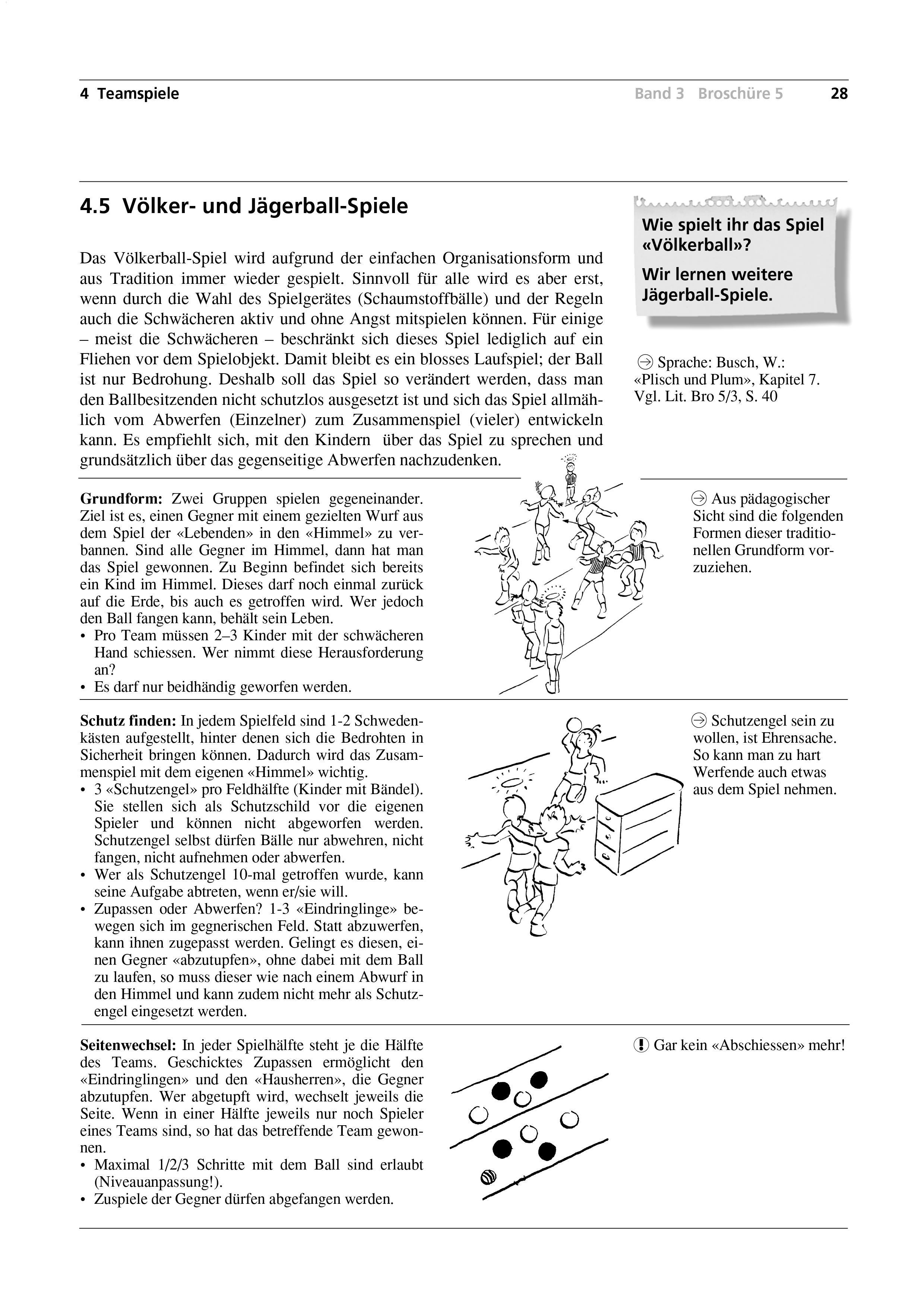 Preview image for LOM object Völker- und Jägerball-Spiele