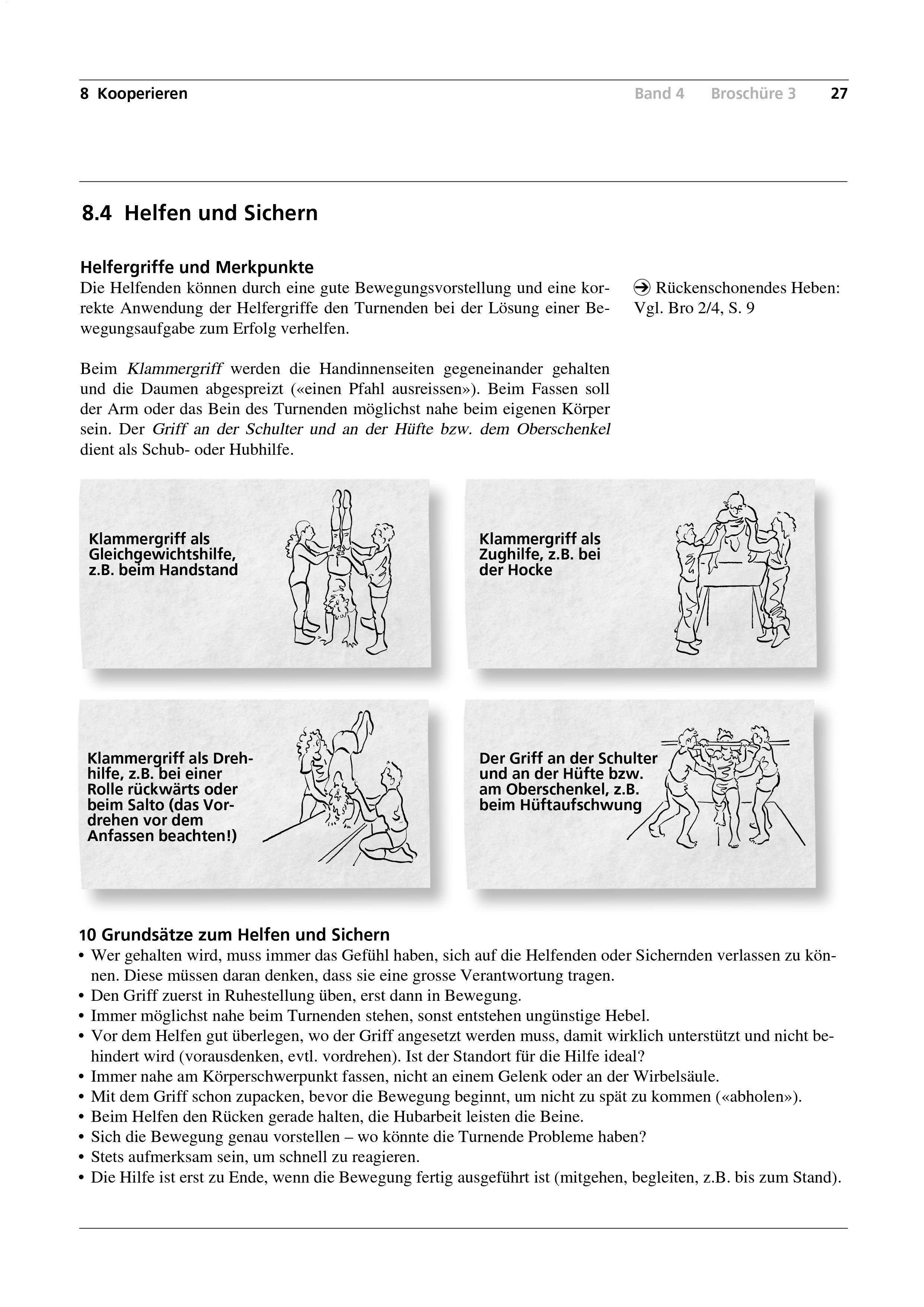 Preview image for LOM object Helfen und Sichern