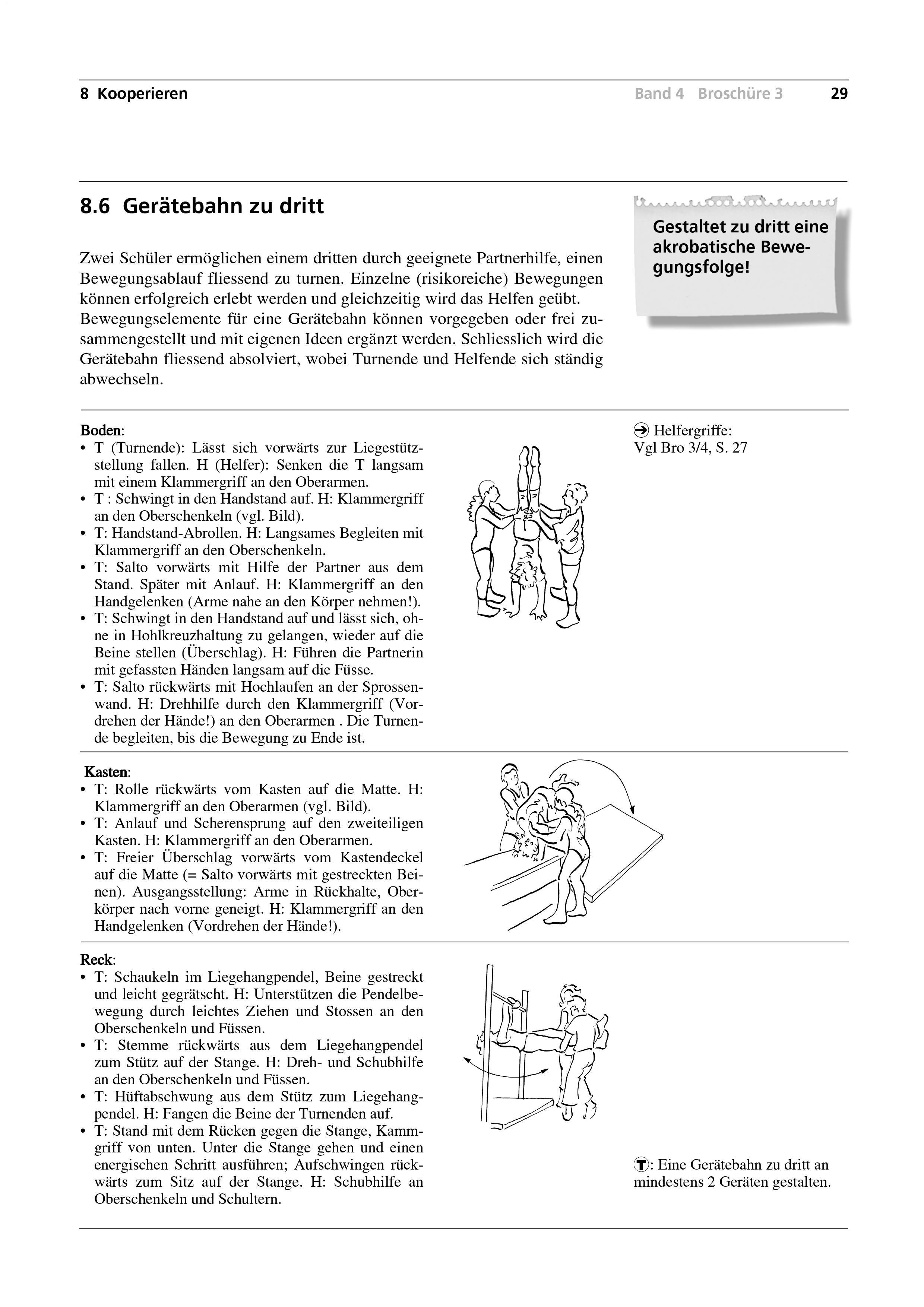 Preview image for LOM object Gerätebahn zu dritt