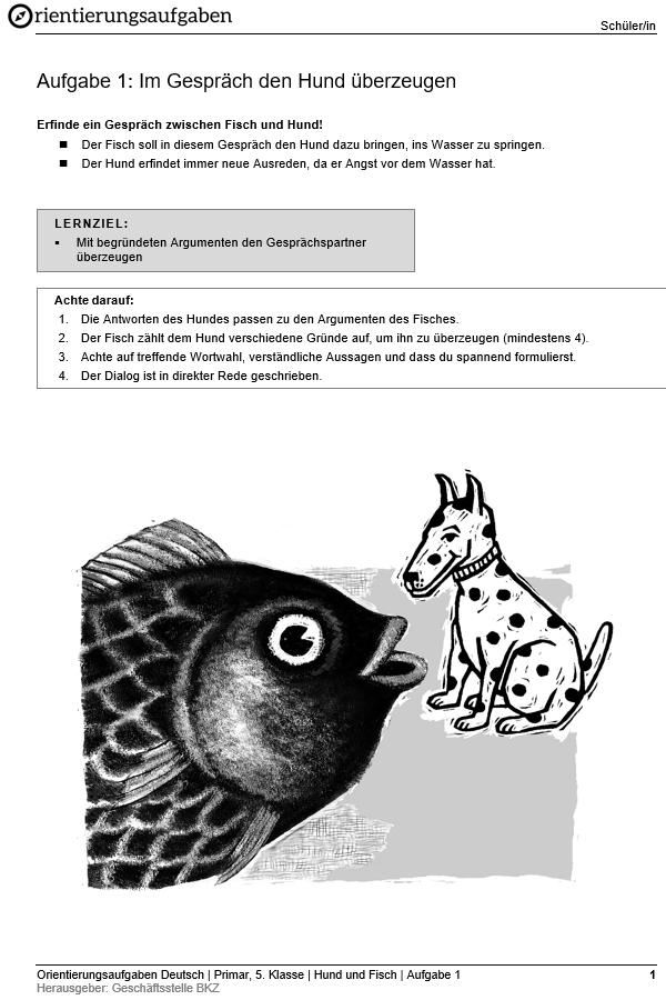 Preview image for LOM object Im Gespräch den Hund überzeugen