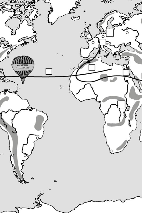 Preview image for LOM object Die Erde im Überblick kennen