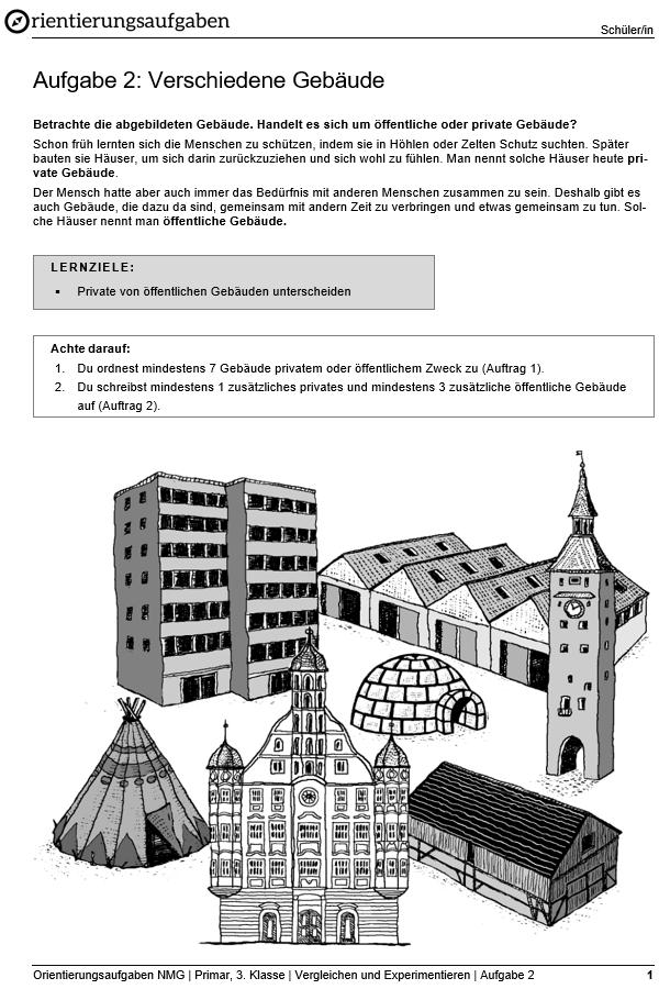 Preview image for LOM object Verschiedene Gebäude
